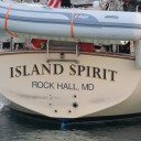 35 Island Spirit, Hayden and Radeen
