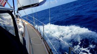 Sailing Cat Island to George Town Exumas Bahamas