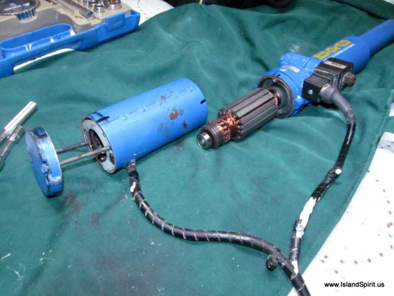 B G Autopilot Hydraulic Ram Electric Motor Brushes