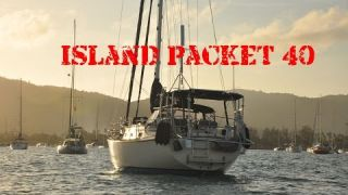 Island Packet 40 Chain Plates and Standing Rigging replacement
