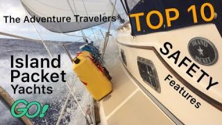 Top 10 Safety Features of an Island Packet Yacht